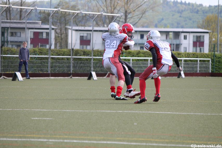 Marburg Mercenaries vs Kaiserslautern Pikes 084