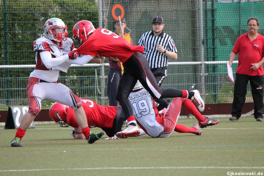 Marburg Mercenaries vs Kaiserslautern Pikes 087