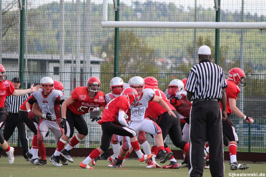 Marburg Mercenaries vs Kaiserslautern Pikes 095