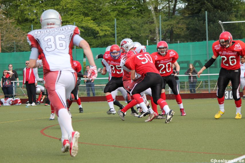 Marburg Mercenaries vs Kaiserslautern Pikes 097