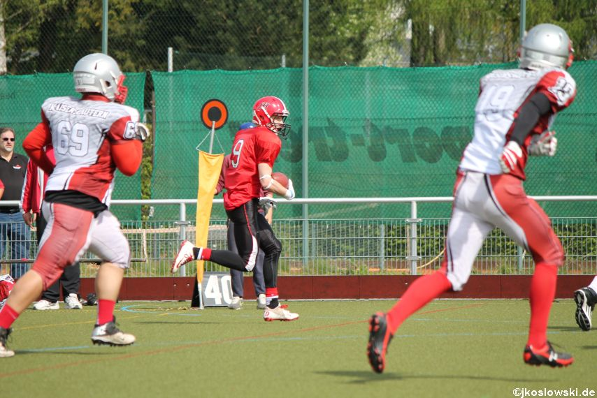 Marburg Mercenaries vs Kaiserslautern Pikes 109