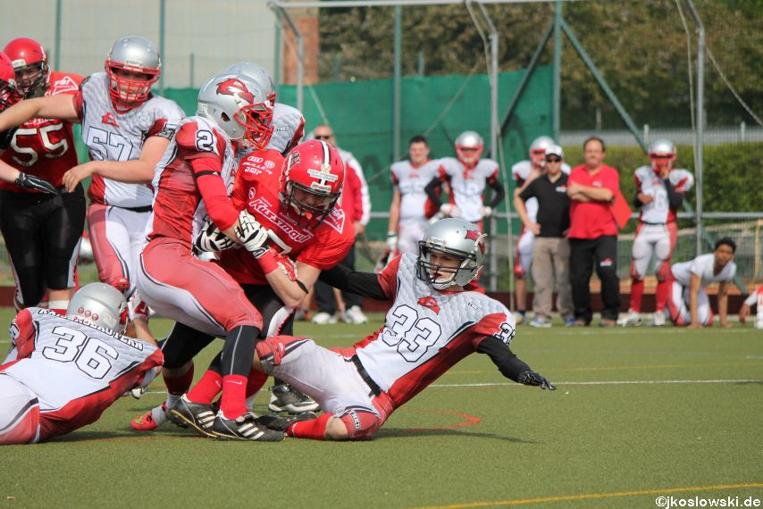 Marburg Mercenaries vs Kaiserslautern Pikes 113