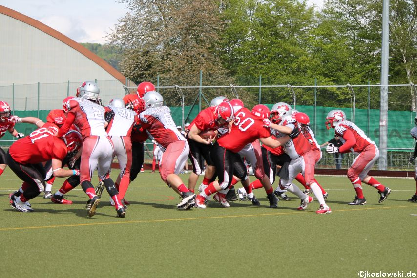 Marburg Mercenaries vs Kaiserslautern Pikes 114