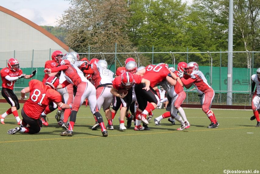 Marburg Mercenaries vs Kaiserslautern Pikes 115