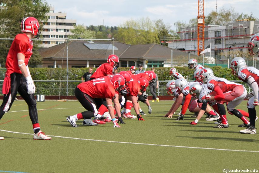 Marburg Mercenaries vs Kaiserslautern Pikes 116