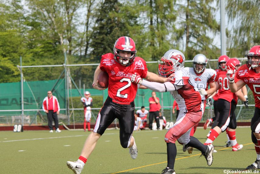 Marburg Mercenaries vs Kaiserslautern Pikes 118