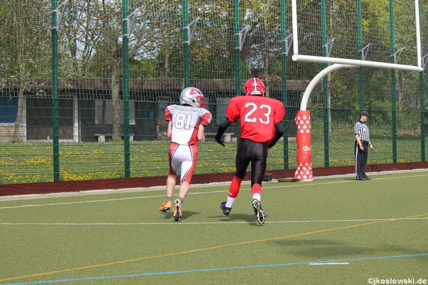 Marburg Mercenaries vs Kaiserslautern Pikes 122