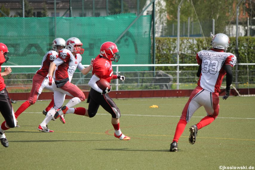 Marburg Mercenaries vs Kaiserslautern Pikes 129