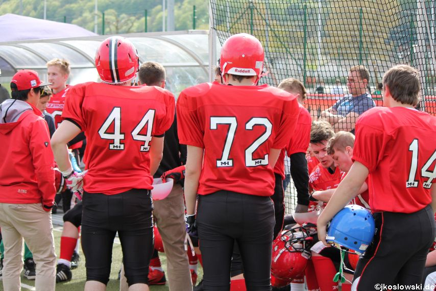 Marburg Mercenaries vs Kaiserslautern Pikes 131