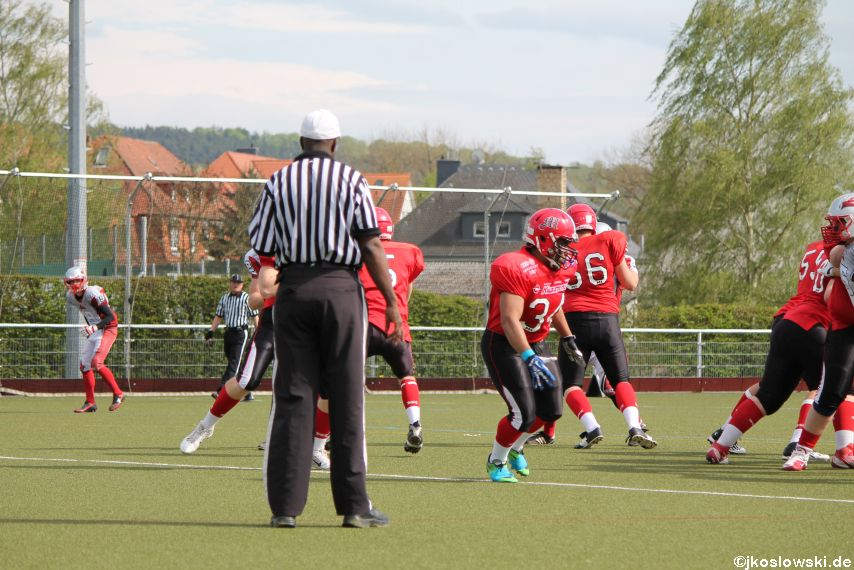Marburg Mercenaries vs Kaiserslautern Pikes 132