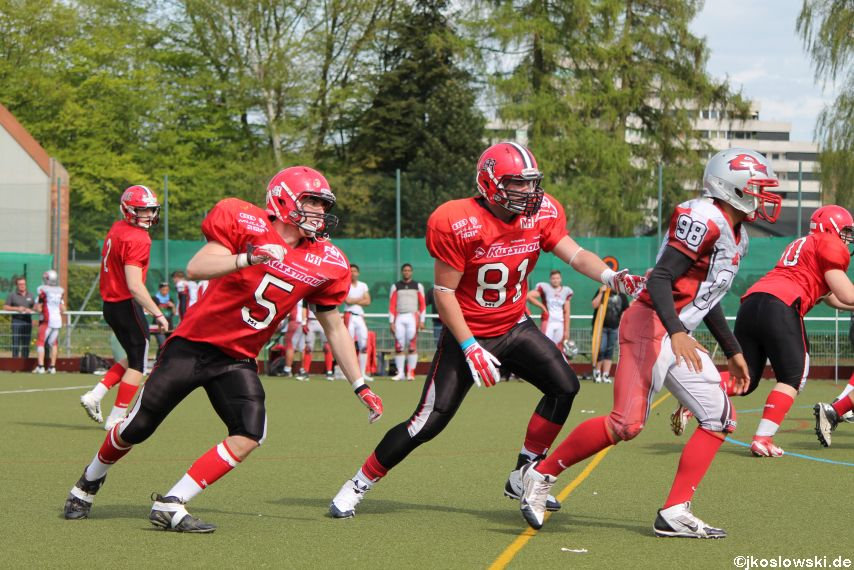 Marburg Mercenaries vs Kaiserslautern Pikes 134