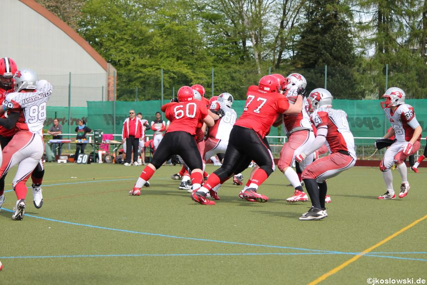 Marburg Mercenaries vs Kaiserslautern Pikes 136