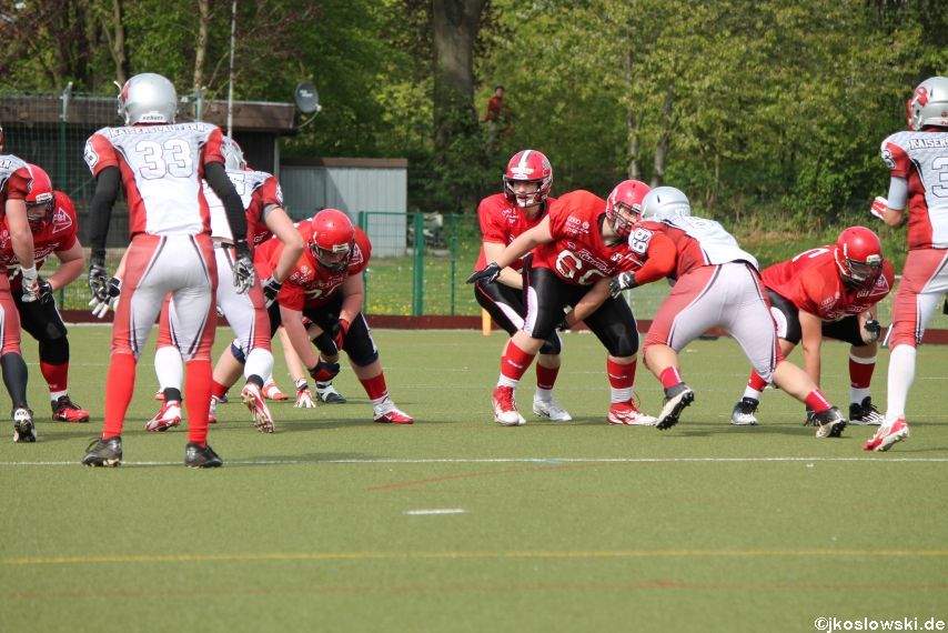 Marburg Mercenaries vs Kaiserslautern Pikes 142