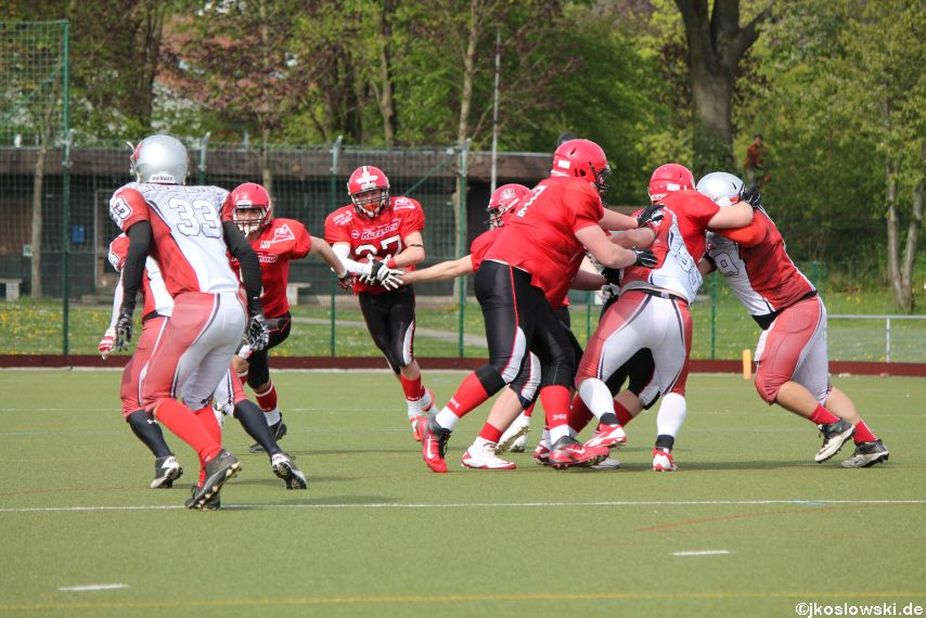 Marburg Mercenaries vs Kaiserslautern Pikes 144