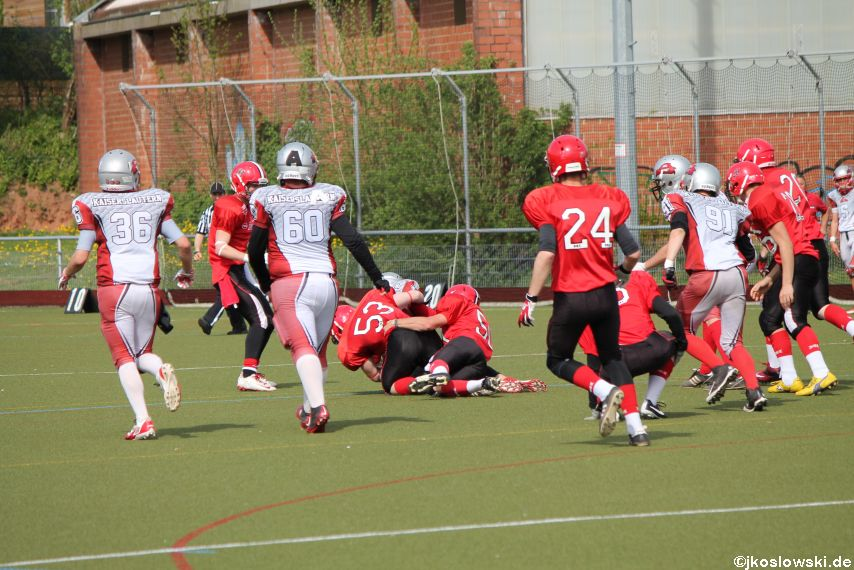 Marburg Mercenaries vs Kaiserslautern Pikes 150