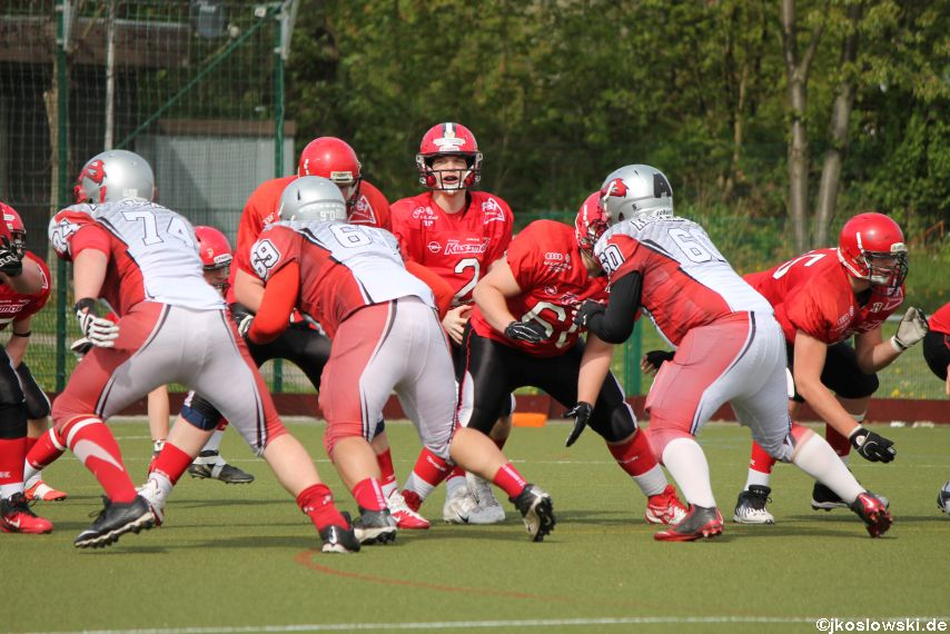 Marburg Mercenaries vs Kaiserslautern Pikes 167