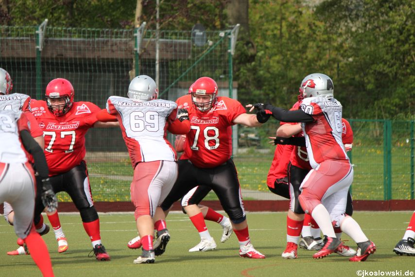 Marburg Mercenaries vs Kaiserslautern Pikes 168