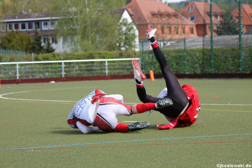 Marburg Mercenaries vs Kaiserslautern Pikes 171