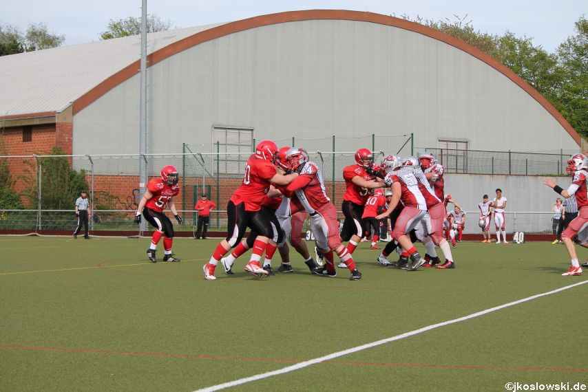 Marburg Mercenaries vs Kaiserslautern Pikes 202