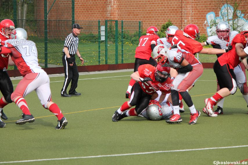 Marburg Mercenaries vs Kaiserslautern Pikes 203