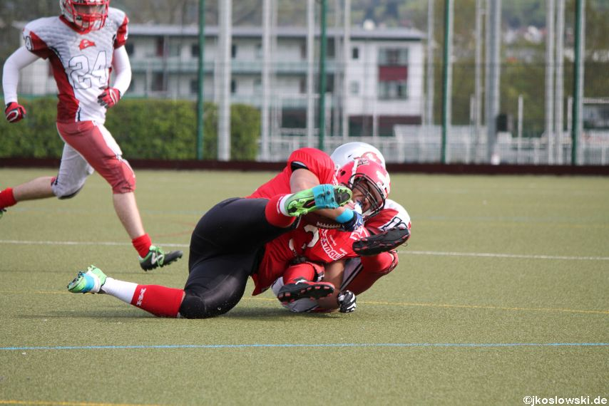 Marburg Mercenaries vs Kaiserslautern Pikes 213