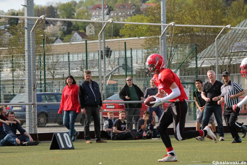 Marburg Mercenaries vs Kaiserslautern Pikes 216