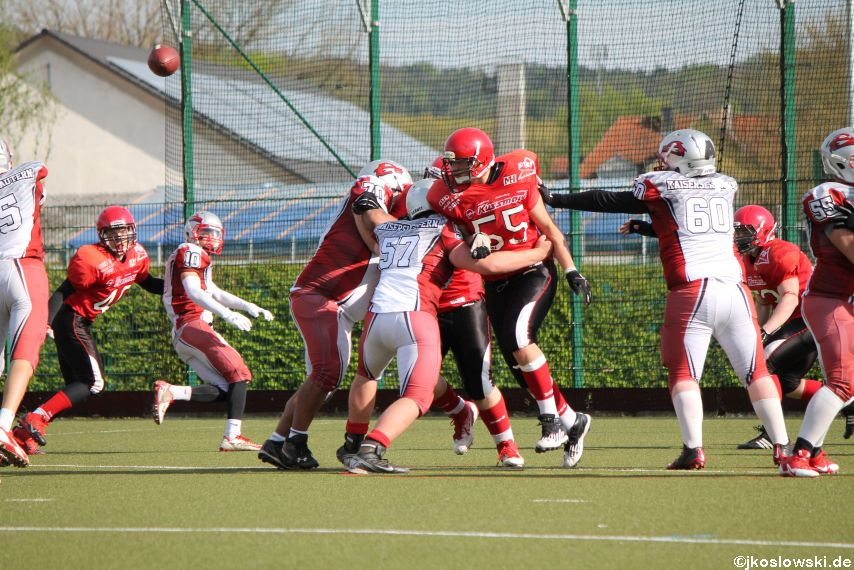 Marburg Mercenaries vs Kaiserslautern Pikes 223
