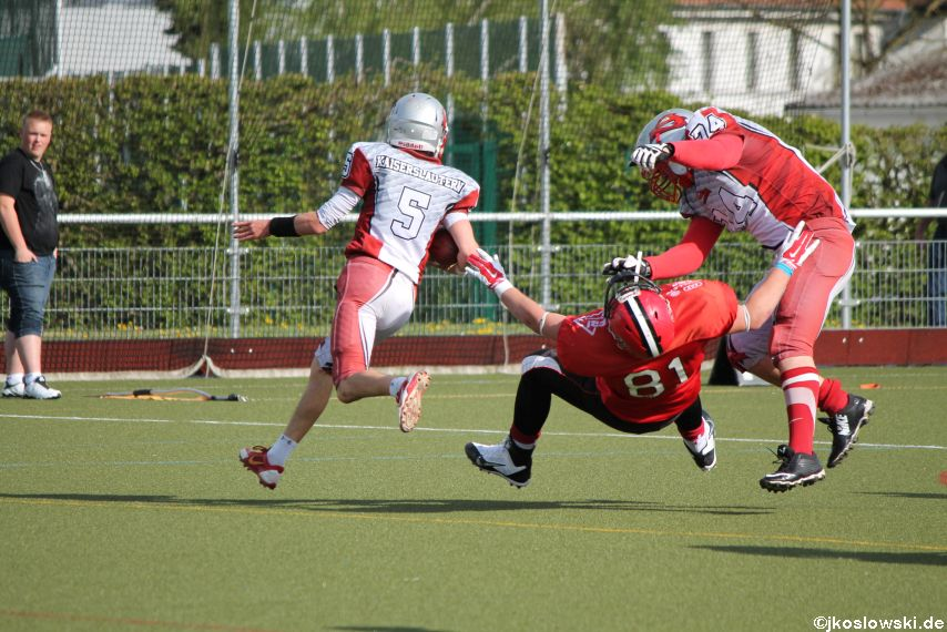 Marburg Mercenaries vs Kaiserslautern Pikes 224