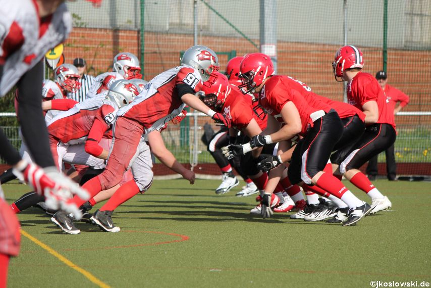 Marburg Mercenaries vs Kaiserslautern Pikes 228