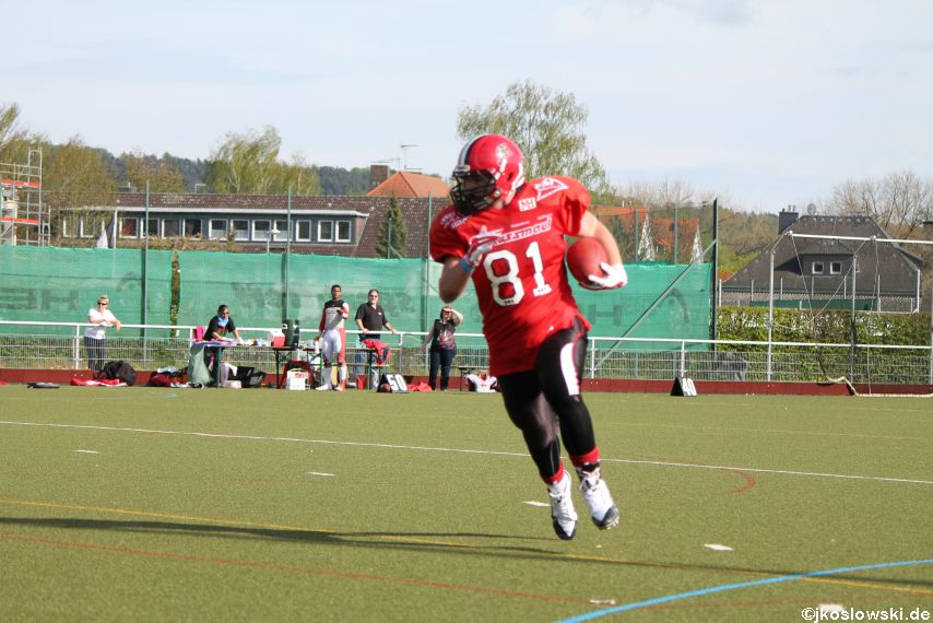 Marburg Mercenaries vs Kaiserslautern Pikes 231