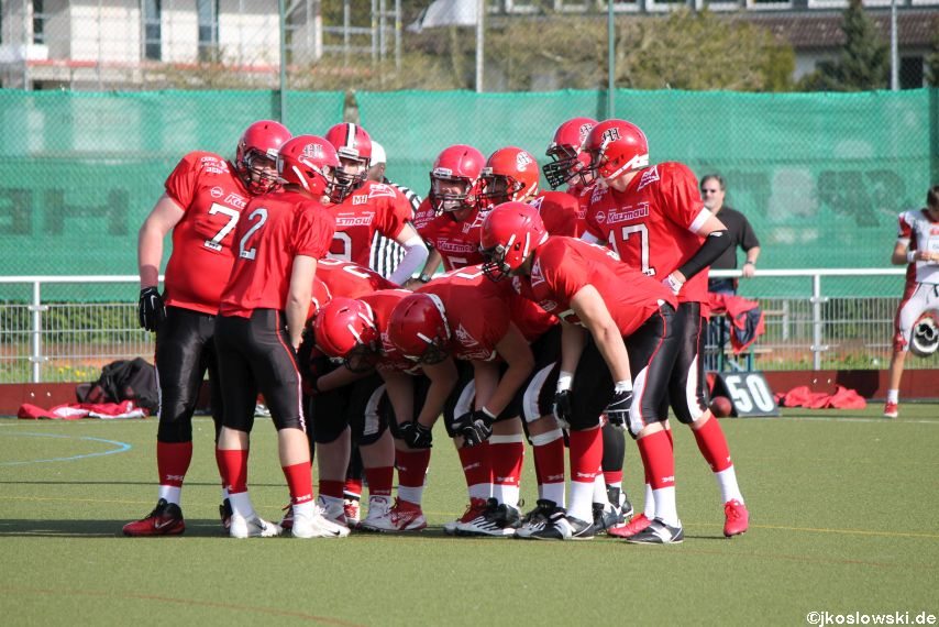 Marburg Mercenaries vs Kaiserslautern Pikes 234