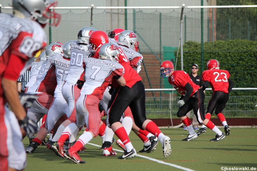 Marburg Mercenaries vs Kaiserslautern Pikes 237