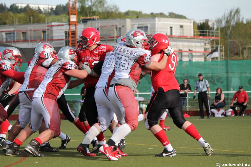 Marburg Mercenaries vs Kaiserslautern Pikes 239