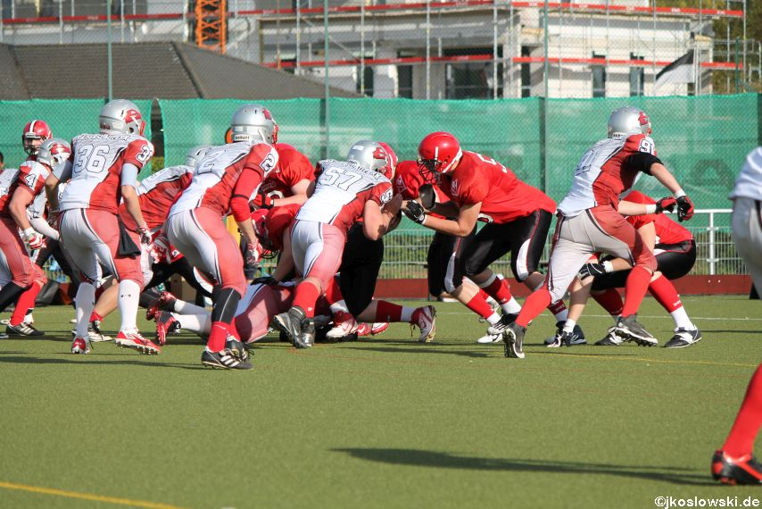 Marburg Mercenaries vs Kaiserslautern Pikes 253