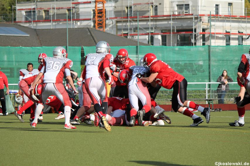 Marburg Mercenaries vs Kaiserslautern Pikes 254