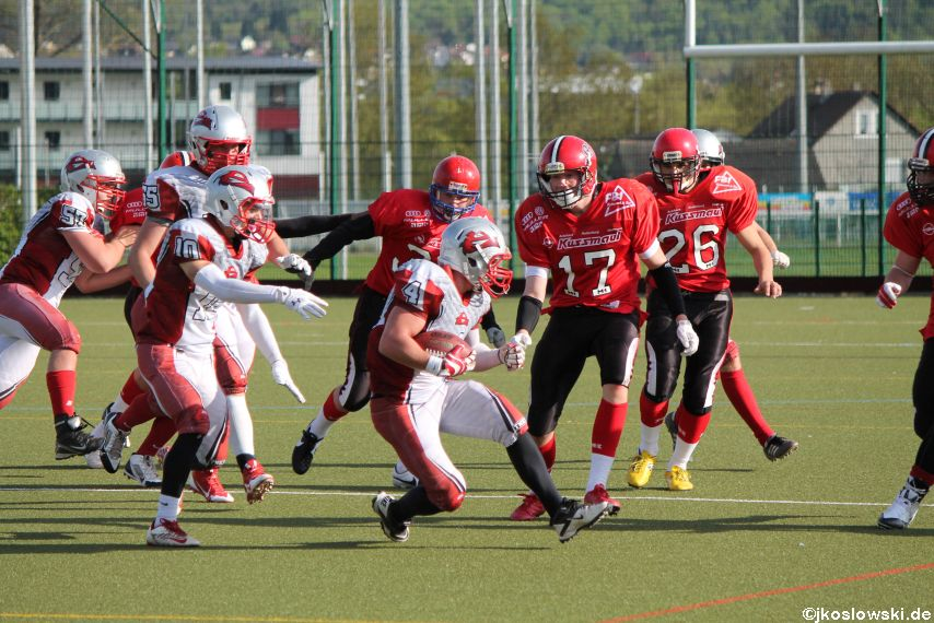 Marburg Mercenaries vs Kaiserslautern Pikes 255