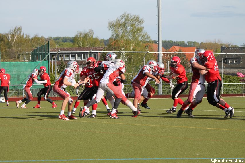 Marburg Mercenaries vs Kaiserslautern Pikes 256