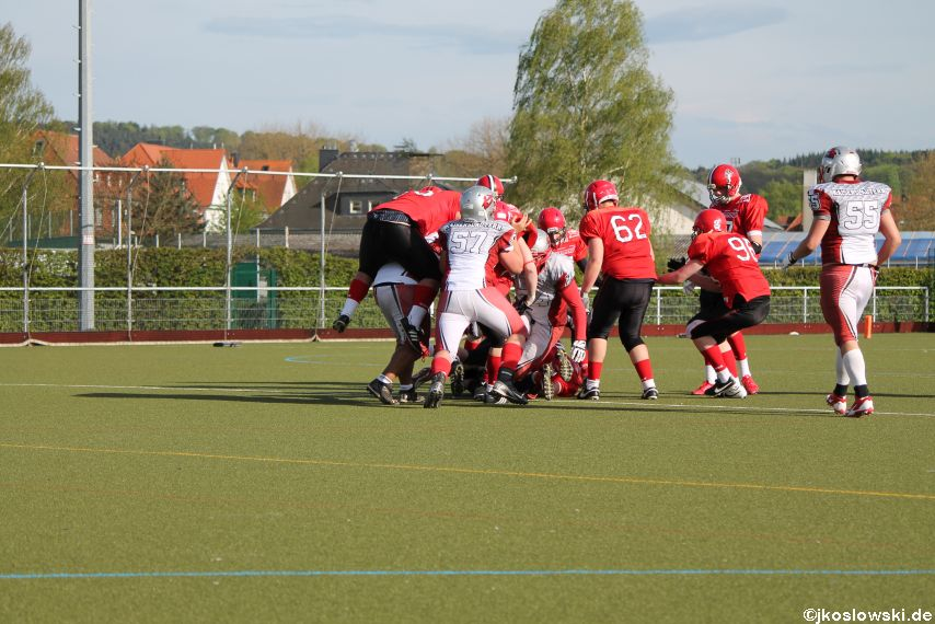 Marburg Mercenaries vs Kaiserslautern Pikes 257