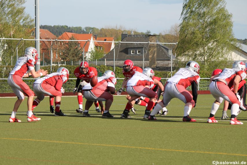 Marburg Mercenaries vs Kaiserslautern Pikes 258