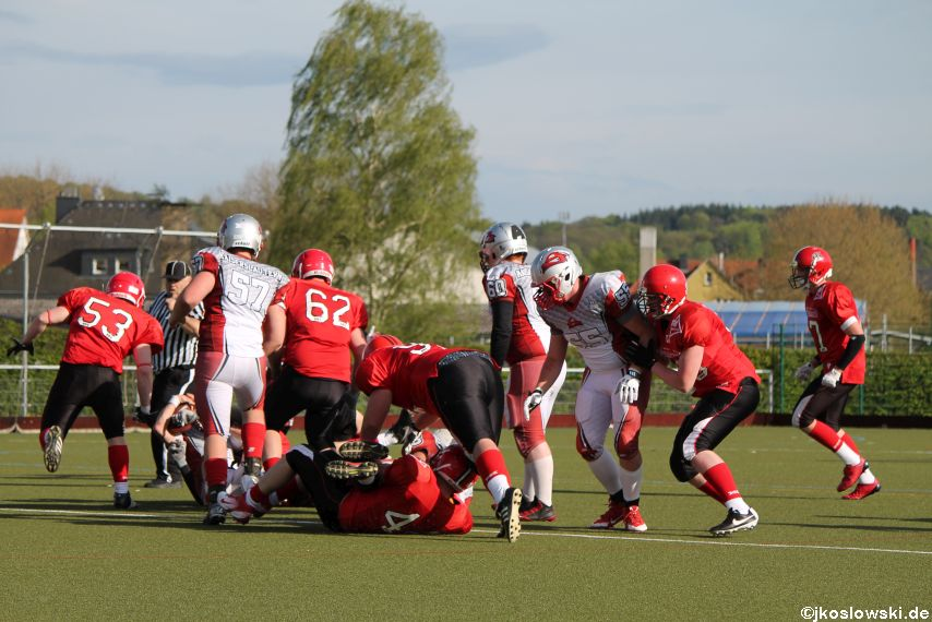 Marburg Mercenaries vs Kaiserslautern Pikes 261