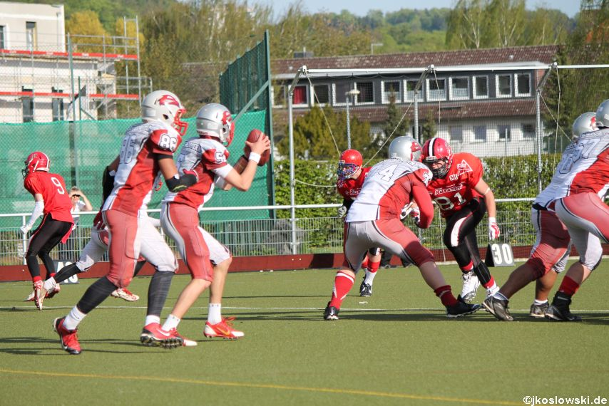 Marburg Mercenaries vs Kaiserslautern Pikes 263