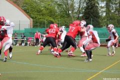 Marburg Mercenaries vs Kaiserslautern Pikes 136
