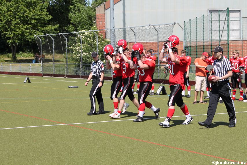 Marburg Mercenaries vs. Saarland Hurricanes 001