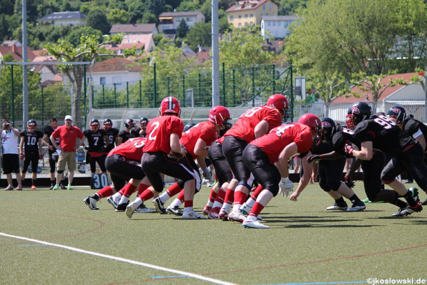 Marburg Mercenaries vs. Saarland Hurricanes 004