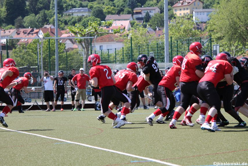 Marburg Mercenaries vs. Saarland Hurricanes 005
