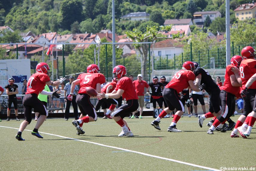 Marburg Mercenaries vs. Saarland Hurricanes 006