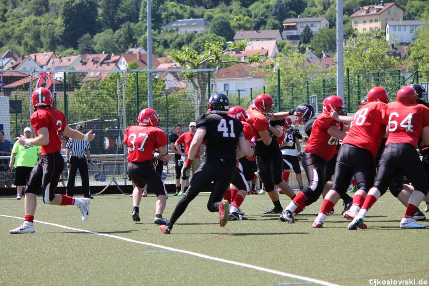 Marburg Mercenaries vs. Saarland Hurricanes 007
