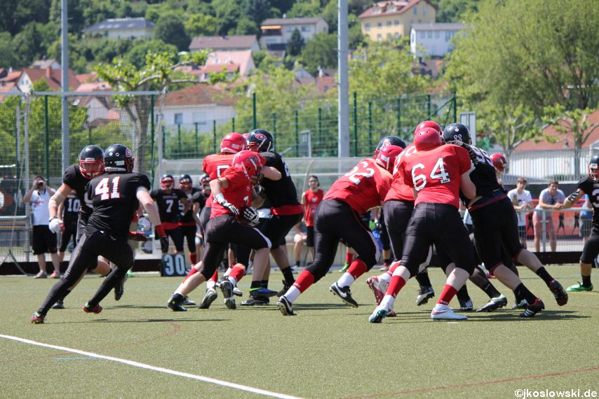 Marburg Mercenaries vs. Saarland Hurricanes 008