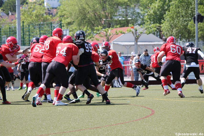 Marburg Mercenaries vs. Saarland Hurricanes 009