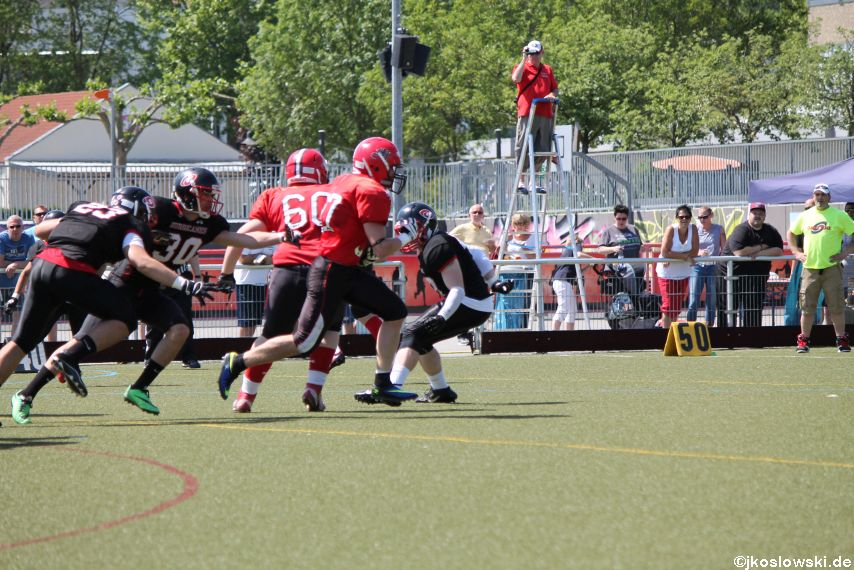 Marburg Mercenaries vs. Saarland Hurricanes 010